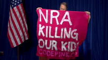 NRA's Call for Armed Guards in Every School Prompts Immediate Backlash's image