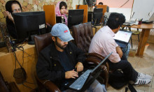 Gmail Hacked: Iranian voters beware says Google's image