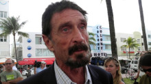 John McAfee Is Building a $100 Gadget to Block the NSA's image